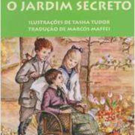 *JARDIM SECRETO*-  Francês Hadgson Burnett