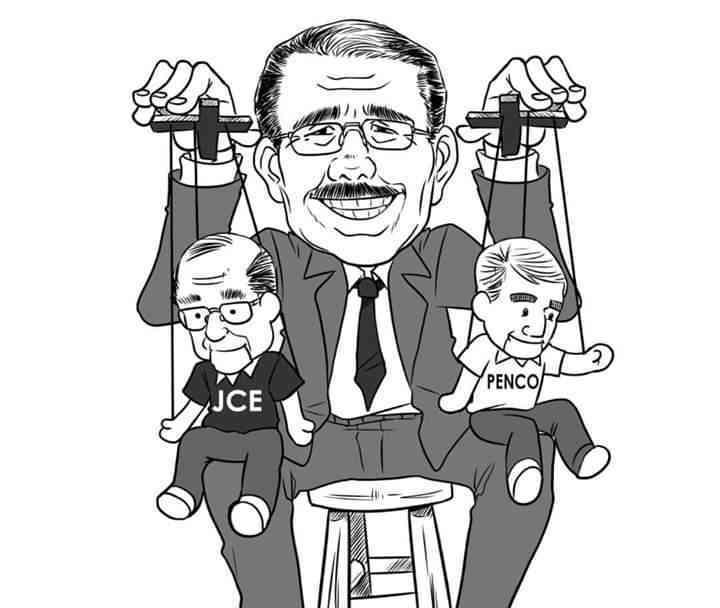 ¡ César el abusador delata sus cómplices en RD, desde el presidente Danilo Medina, Gonzalo Castillo y Ramón Peralta y todos los altos militares triangulares. entonces quienes son los verdadero delincuente