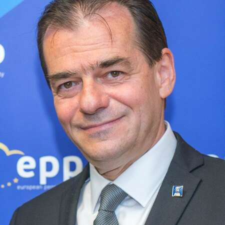 a). Ludovic Orban in 2020